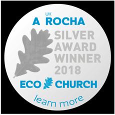 Silver Eco award logo